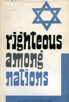 Righteous among nations : how Poles helped the Jews, 1939–1945