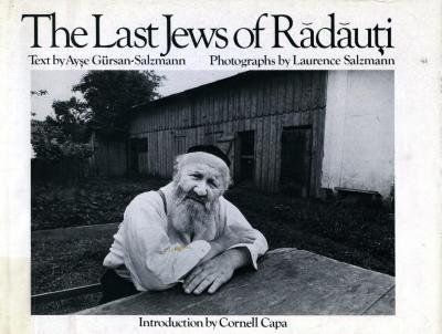 The last Jews of Rădăuți
