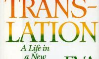 Lost in translation : a life in a new language