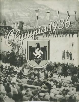 Die Olympischen Spiele 1936 in Berlin und Garmisch-Partenkirchen : band 1
