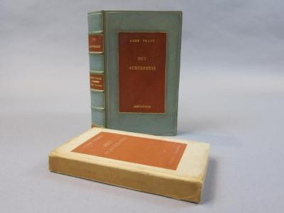 Het achterhuis : dagboekbrieven van 12 juni 1942–1 augustus 1944