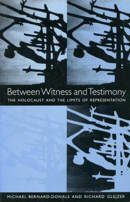Between witness and testimony : the Holocaust and the limits of representation