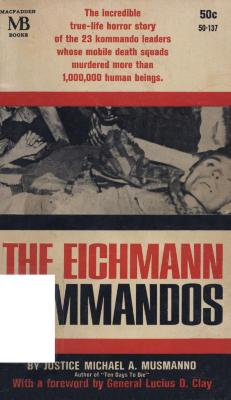 The Eichmann kommandos