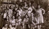 [1942–1943, Jewish Montessori Lyceum in Amsterdam]