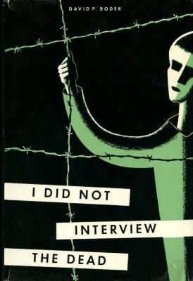I did not interview the dead