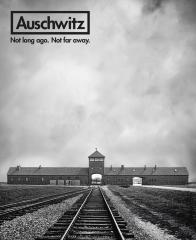Auschwitz : not long ago. not far away.