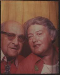 [Photograph of Bedrich and Gerda Eisinger]