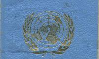 United Nations passport