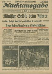 Berliner illustrierte nachtausgabe