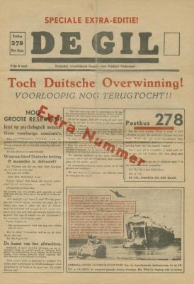 De gil periodiek verschijnend orgaan voor nuchter Nederland. Speciale extra editie!
