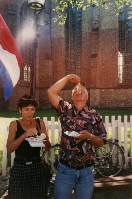 Amalia and Simon Spiekhout