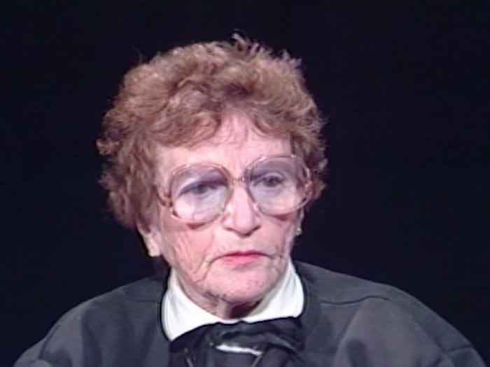 Mancy K. testimony 1990