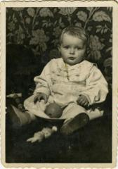 Arthur Hollander's first cousin, Anna