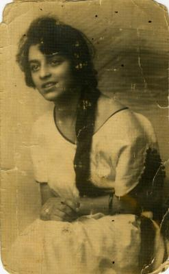 Arthur Hollander's paternal aunt