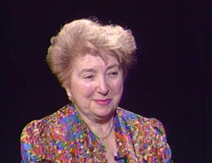 Rebeka P. testimony 1990
