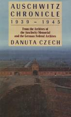 Auschwitz chronicle 1939–1945