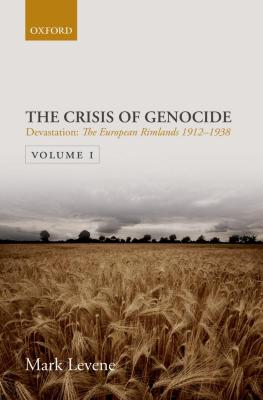 The crisis of genocide