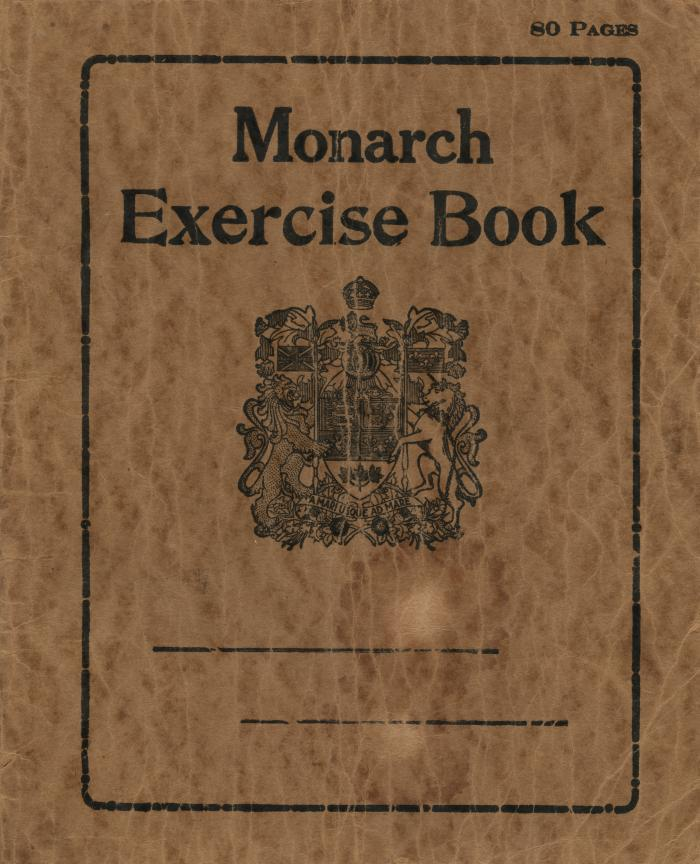 Monarch exercise book