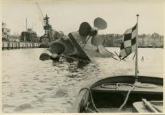 Admiral Scheer, German navy, Kiel