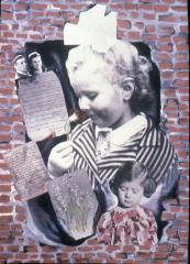 "Lillian Boraks-Nemetz, child survivor, ""The wall"""