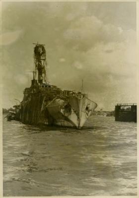 """Emden"" of the German navy, Kiel"