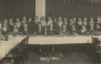 Jewish Women of Sorau 1921/1931