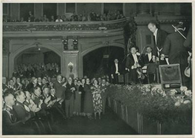 In der Berliner Philharmonie