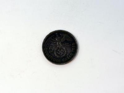 5 Reichsmark coin