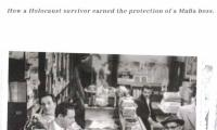 From Bergen-Belsen to Brooklyn : how a Holocaust survivor earned the protection of a Mafia boss