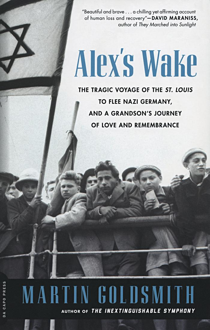 Alex's wake : a voyage of betrayal and a journey of remembrance