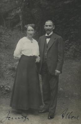 Jenny and Albert